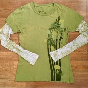 Prana Two-Layer T-Shirt